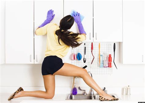 cleaning the house 4 easy steps to cleaning your huffpost
