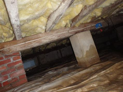 crawl space insulation in deale md