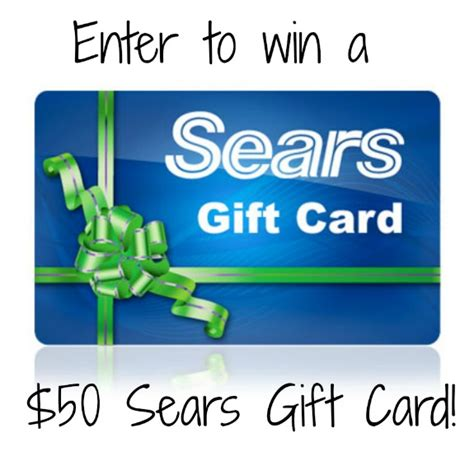 Where Can I Buy Lands End Gift Cards - shop you way rewards 50 sears gift card giveaway reviewz newz
