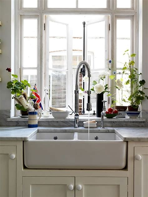 chromone kitchen window marble sink kitchen pinterest