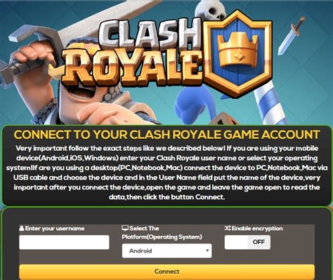 download game clash royale mod unlimited clash royale hack cheats gems gold android ios