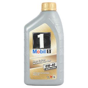 Porsche 0w40 by Mobil 1 Fs 0w 40 Fully Synthetic Engine 0w40 Mobil1
