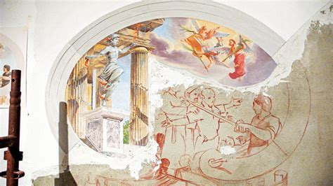 fresco technique fresco painting techniques ancient new