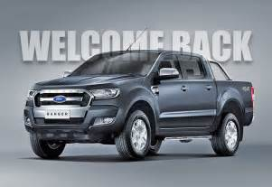 2017 ford ranger review and design trucks reviews 2017 2018