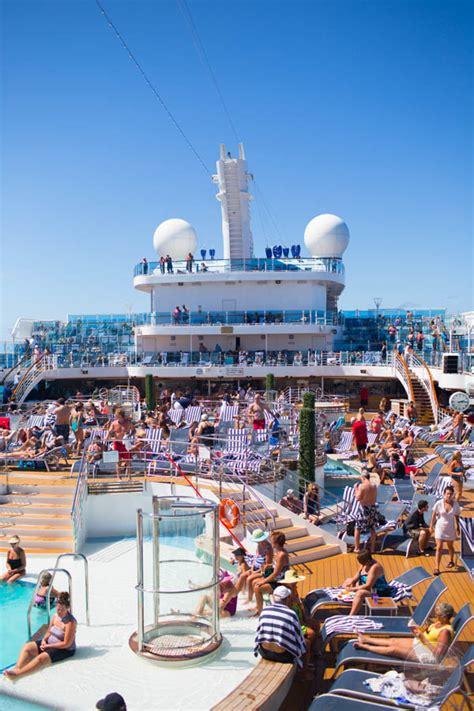 princess cruises barcelona princess cruises regal princess ship photo tour table