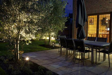 garden landscape lighting design install company oakleigh manor