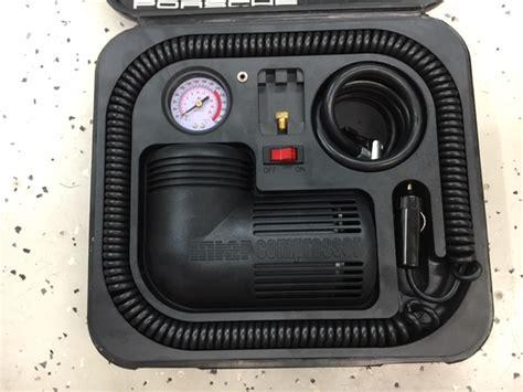 porsche tire air compressors rennlist discussion forums
