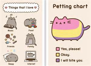 top pusheen desktop wallpapers