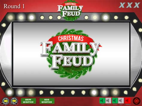Christmas Family Feud Trivia Powerpoint Game Mac And Pc Family Feud For Mac