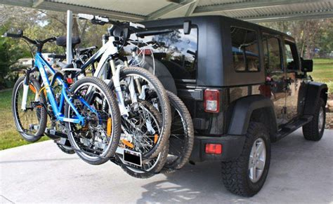 Jeep Wrangler Bike Racks by Isi Advanced Bicycle Carrier And Bike Rack Systems Jeep