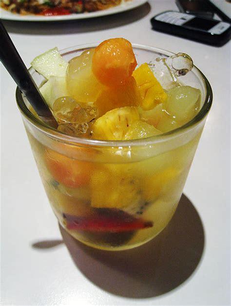 membuat es buah melon resep es buah