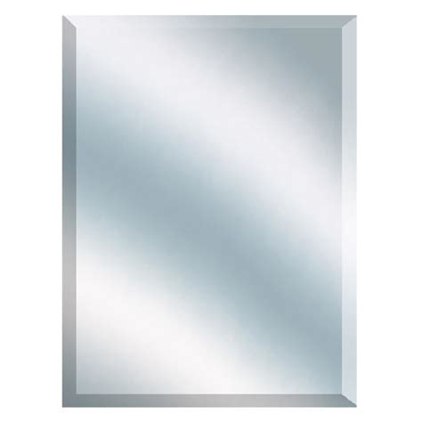 36 X 48 Bathroom Mirror 36 Quot W X 48 Quot H Beveled Mirror At Menards 174