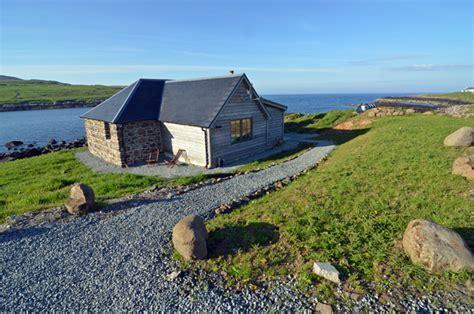 Cottages Isle Of by Kilmaluag Bay Cottage Trotternish Peninsula