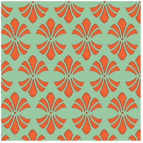 pattern art simple art deco emma p brooks