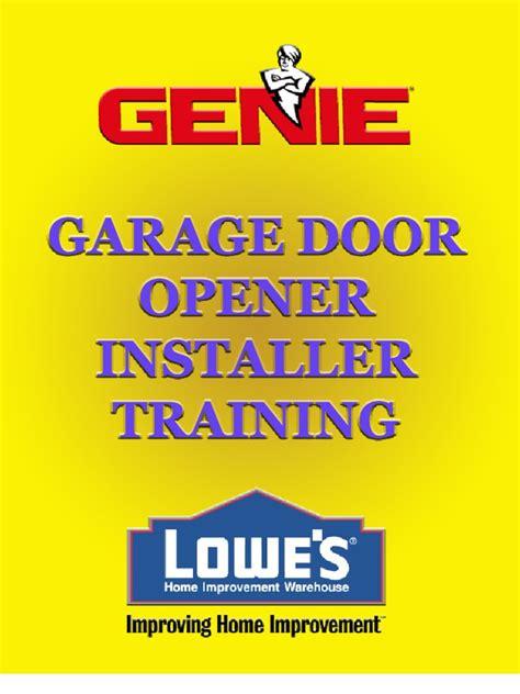 troubleshooting genie garage door opener genie garage door opener installation troubleshooting