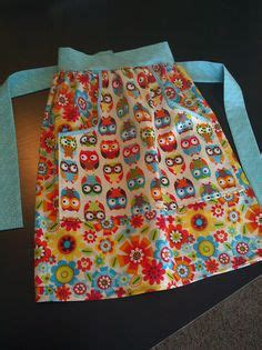 pattern for owl apron 1000 images about aprons to make on pinterest aprons