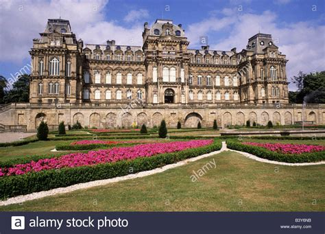 French Chateau Style the bowes museum castle barnard county durham england uk