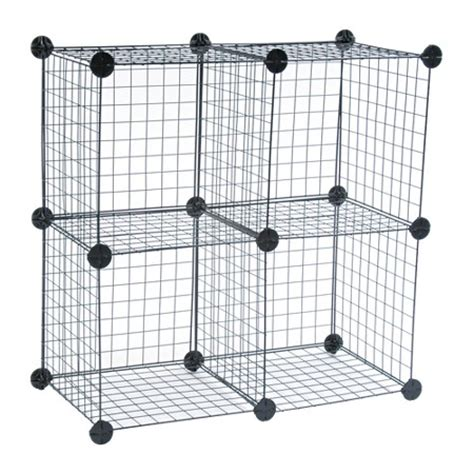 Wire Shelf System by Wire Cube Shelving System Target