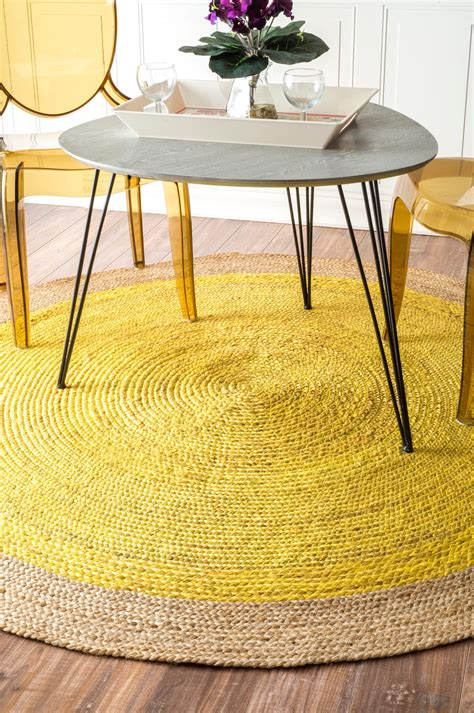 overstock yellow rug yellow nuloom rug from overstock decoist