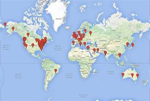 map of all active volcanoes pictures to pin on