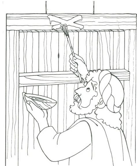 Moses And The Plagues Coloring Pages Free Coloring Pages Of Moses And Plagues by Moses And The Plagues Coloring Pages