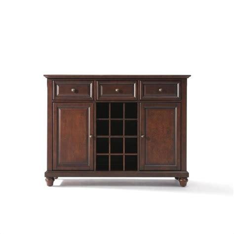crosley furniture alexandria buffet server sideboard