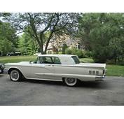 1960 Ford Thunderbird Hardtop For Sale