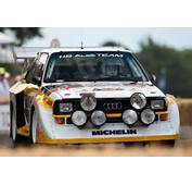 1985  1986 Audi Sport Quattro S1 Images Specifications And
