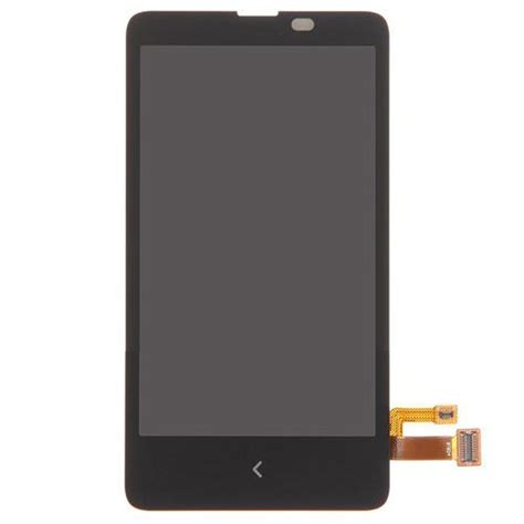 lcd with touch screen for nokia x plus dual sim rm 1053