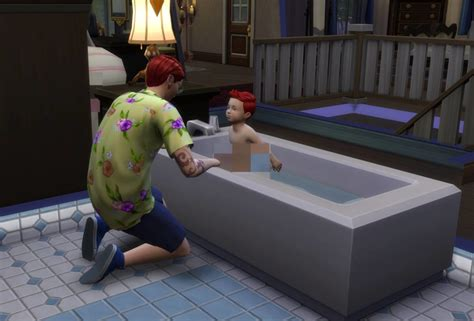 Bathtub Bugs Can T Bath Toddler Crinrict S Sims 4 Help Blog