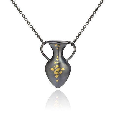 Vase Necklace by Profile Page