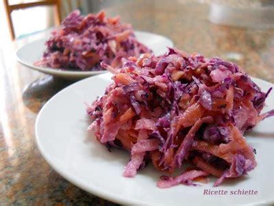 cavolo rosso come cucinarlo insalata di cavolo rosso ricette schiette per cuoche