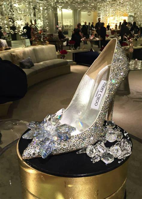 the glass slipper nyc cinderella shoe designers team up to make glass
