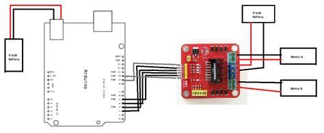 tutorial l298n arduino l298n wiring diagram 20 wiring diagram images wiring