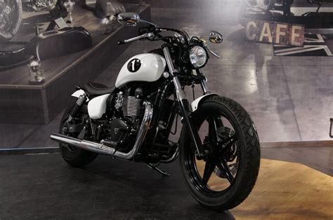 Triumph Motorrad Umbauten by Umgebautes Motorrad Triumph Speedmaster