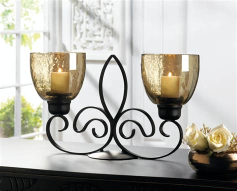 fleur de lis home decor wholesale fleur de lis dual candle holder wholesale at koehler home