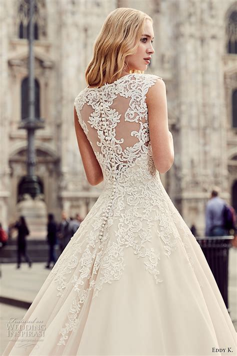 In Wedding Dress by Eddy K 2017 Wedding Dresses Bridal Collection