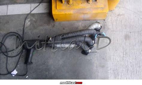 Knalpot Hrs Original Inlet 2inch wts dei exhaust wrap pembungkus panas header knalpot