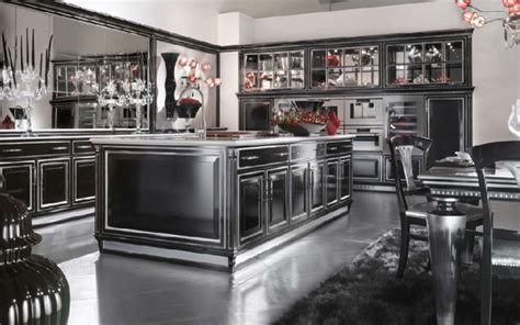 Black Kitchen Cabinets Design Ideas - cabinets for kitchen black kitchen cabinets