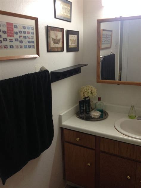 thrift home decor men s bathroom decor thrift store finds for the home