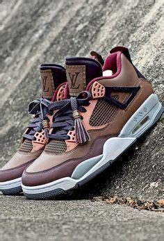 Sepatu Louis Voitton X Supreme Sneakers Supreme salvatore ferragamo 2016 menswear details