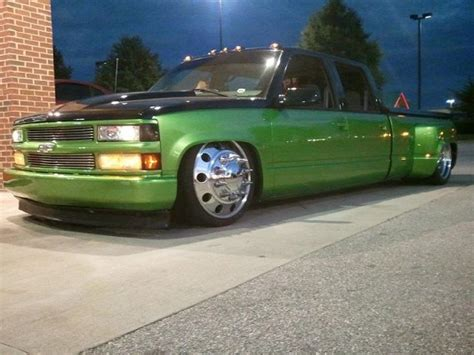 chevrolet  dually  firm