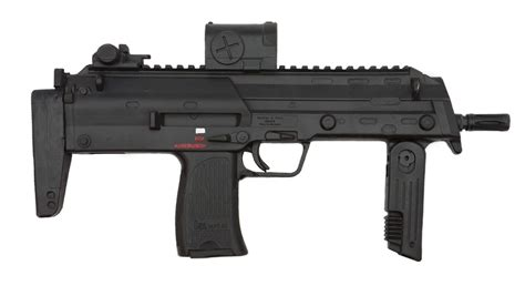 H A K I the heckler koch mp7 a stinger for the guys