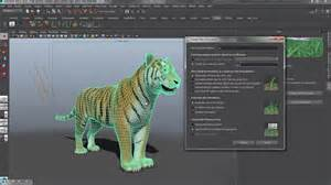 Animation Desk Download Controlling Complexity With Xgen In Maya 2015