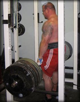 Rack Pulls Or Deadlifts by Back For Deadlifts By Todd Bumgardner