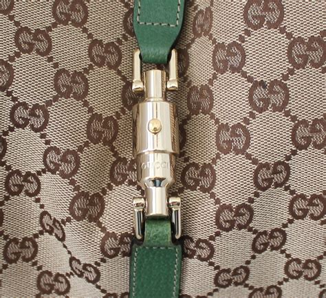 gucci upholstery fabric gucci brown fabric and green leather printed monogram