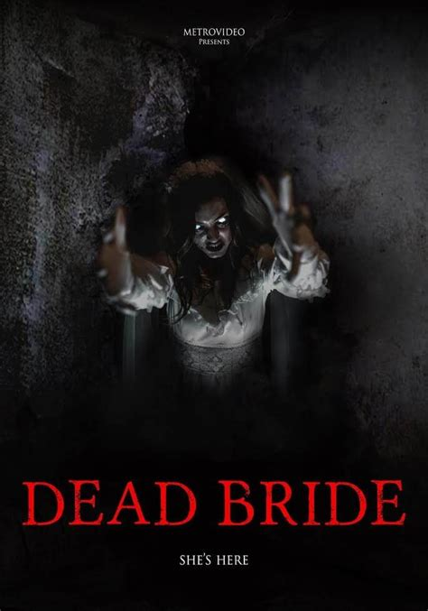 film horror october 2017 dead bride italy 2017 horrorpedia