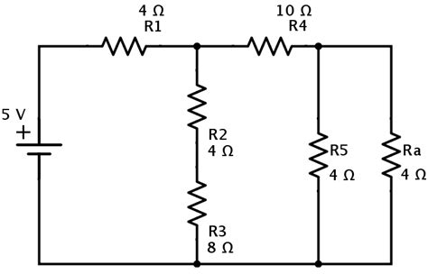 resistance in parallel series resistors in series and parallel combination of networks