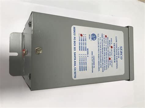 volt low voltage lighting reviews sebco class ii low voltage lighting transformer lighting