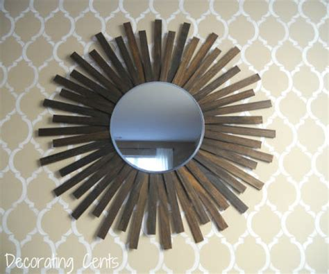 13 striking mirrors that will spice up your home decor upcycled home projects repurposed diy ideas